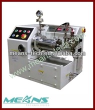 Multifunction and homogeneous lab bead miller(food, paints, chemical, cosmetic, ink)