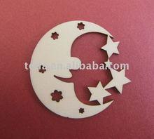 2015Teda Moon Design Christmas hanging ornaments