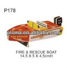 MODEL (P178) FIRE & RESCUE BOAT