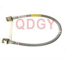 Motorcycle brake hose assembly
