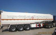 Tongya Hot Sale 3 Axle Tanker Trailer For Trucks