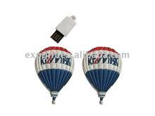 parachute USB flash drive/Private mode parachute USB/Umbrella USB