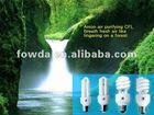 spring/twisty/spiral CFL light lamp