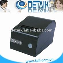 80mm POS thermal receipt printer with Auto Cutter ; restaurant receipt printer