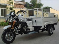 2011 Hot New design famous model Tricycle 3 Wheel Bike Cargo 150CC air-cooling and all parts