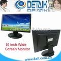 """19 pulgadas el monitor del pc con la función de tv, lcd monitor de la computadora"""" pantalla lcd"""