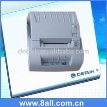 White 58mm Fashion Thermal POS Receipt Printer / kitchen printer