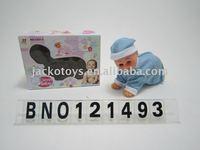 B/O doll(crawling,singing),Baby doll toys