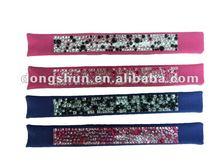 Diamond slap&snap bracelets