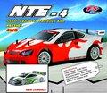 Fs-53101 1/10 échelle 4WD EP voiture de tourisme ( NTE-4 ), 25 - 30 KM/H