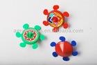 plastic eddy toys/mini promotional toy