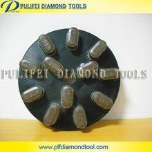 Diamond resin stone polishing wheel for stone grinding