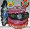 USA promotional sport energy silicone funny bracelets