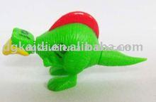 Popular 3D plastic animal dinosaur figurine toys