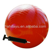 PVC anti-burst fitness exercise gym yoga ball