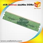 Taiwan OEM Full compatible ddr2 1gb 64*8 bits chips desktop ram memory