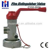 hign pressure fire valve