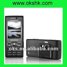 Original k800 k800i cell phones 3G 3.2MP camera bluetooth mp3 player brand mobile phones