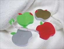 Hot sale body gift apple tape measure