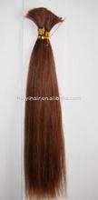 Brazilian hair for hair bulk