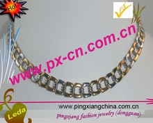 2012 new design stainless steel necklace