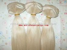 wholesale high grade human hair clip on hair extension