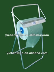 Absorbent Wood Pulp & Polyester Cleaning Wipes for cleaning machine