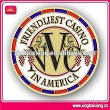 cheap copper casino coin token,popular play metal coin