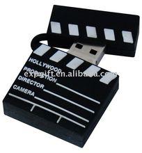 film usb drive/Private mould gift USB drive/ movie star USB flash drives