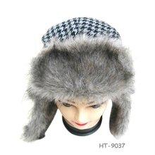 2011 fashion earflap winter hat HT-9037
