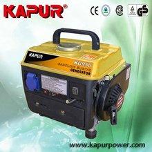 500W, 600W, 800W 2 Stroke Gasoline Portable Generators