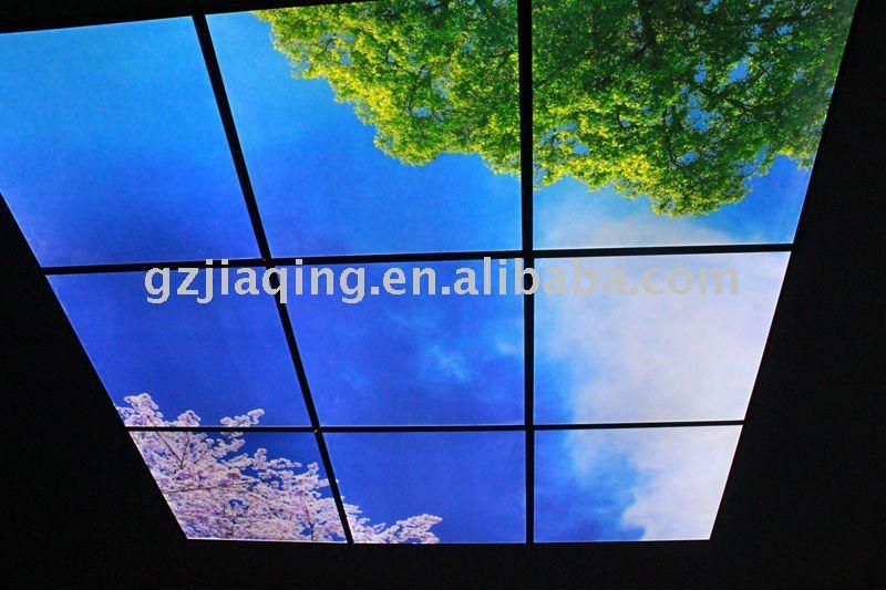 2013 led skylight panel view skylight panel moodpanel product details from - Plaque plafond suspendu ...