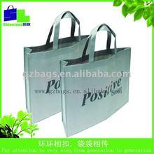ORGANIC FABRIC SHOPPING BAGS