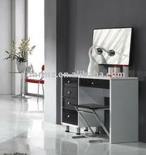 MDF dresser with mirror