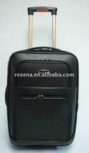 Cheap Nice PU Leather Trolley Luggage