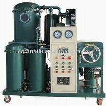 Vacuum insulation oil filter