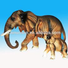 Hotsale resin elephant