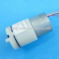 dc micro brushless motor air diaphragm pump