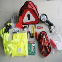 emergency tool kit,car triangle bag rescue set