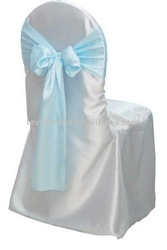 pretty chair cover, luxury silver chair cover