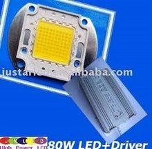 60W high power led chip+36V led driver