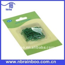 stationery bone shaped packed metal paper Clip for school and promotion