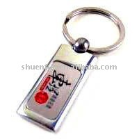 Promotional gift high quality keychain
