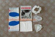 disposable car clean kits
