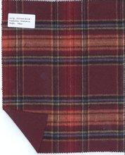 Wool Nylon Viscose Double Woolen Coat Fabric