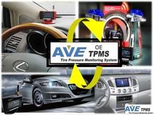 TPMS ,AVE Color Cool LCD TPMS for Lexus, BMW, Audi, VW,Toyota,GM,Ferrari,Porsche TPMS