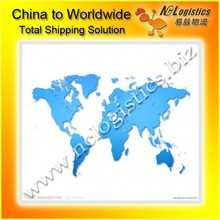 Shipping Fees from China to Chattanoogai