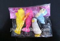 3D Lovely kinds of novelty seal and sea lion animal eraser