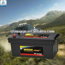 Lead acid battery N200 12V200AH VISCA