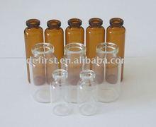 Resistant vials